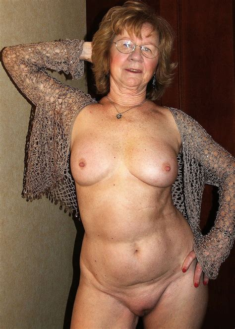 Sexy Old Granny