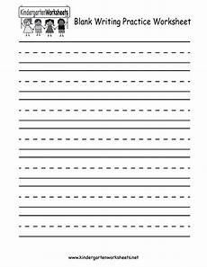 letter a writing worksheets for preschoolers 23682 kindergarten blank writing practice worksheet printable writing practice worksheets