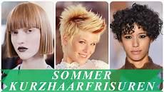 trendige kurzhaarfrisuren sommer 2017 damen