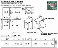 house wren birdhouse plans house wren bird house plans bird house plans free wren