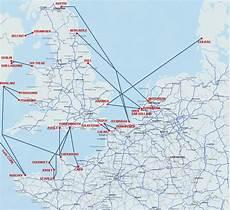 Fähre Frankreich Irland - karte irland