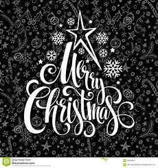 merry christmas lettering design vector stock vector illustration of chalk black 62862812