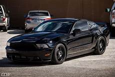 Black Ford Mustang Ccw Sp505 Forged Wheels Ccw Wheels