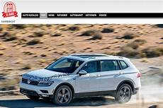 Volkswagen Tiguan Allspace 2017 La Version 7 Places Du