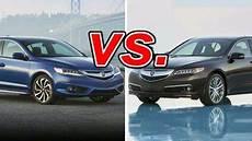 acura ilx vs acura tlx carsdirect