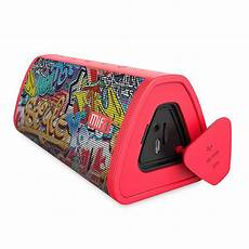 Bluetooth Speaker Wireless Microphone Audio Living by Mifa Graffiti Bluetooth Speaker Built In Microphone