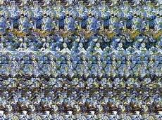 stereogramme 3d bilder zuk 252 nftige projekte optische