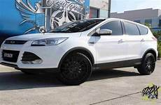 Ford Kuga Rims Mag Wheels Black Wheels Custom Wheels