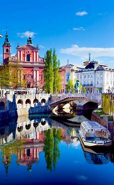 slovenian capital ljubljana the most beautiful european