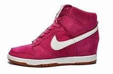 Nike Wedges White Pink 108 best images about nike dunk sky hi on nike