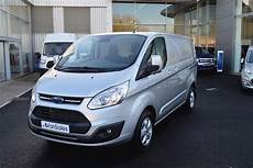 used ford transit custom swb130ps limited automatic 130ps