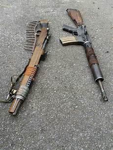 post apocalyptic guns