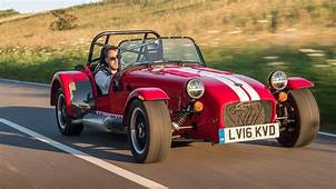 2017 Caterham Seven 310 Review  Top Speed