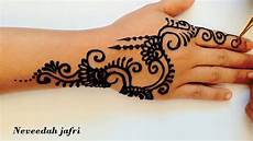 ᴴᴰ Diy Simple Henna Mehndi Jasa Hena Indo