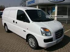 hyundai h1 2 5 crdi cargo 2008 box type delivery
