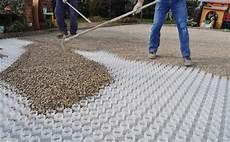 vespaio ghiaia il grigliato carrabile per realizzare parcheggi in ghiaia