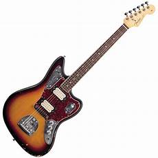 Fender Kurt Cobain Signature Jaguar Electric Guitar 3