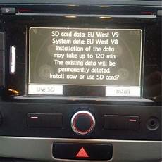rns 310 update vw rns 315 sd card v9