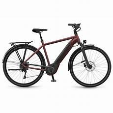 e bike sinus e bike sinus i10 uomo cruise 500wh 28 10 v rosso taglia