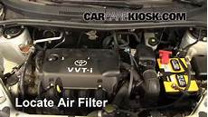 how does a cars engine work 2006 scion xa electronic toll collection air filter how to 2004 2006 scion xa 2004 scion xa 1 5l 4 cyl