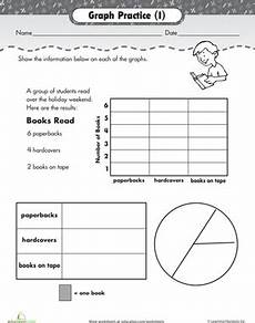 practice graphs worksheet education com