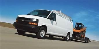 2020 Chevy Express Van Specs Redesign Price & Release