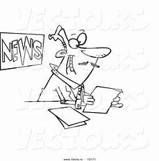 newspaper colouring pages 17708 news reporter page coloring pages