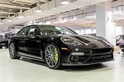 New 2018 Porsche Panamera Turbo S E Hybrid Sedan In