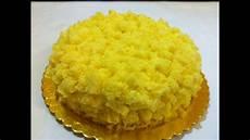 torta mimosa knam torta mimosa youtube