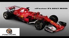 F1 2017 Mods - rfactor f1 2017 mod