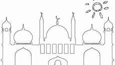 kleurplaat mohammed malvorlage religion islam