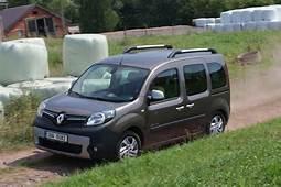 Prvn&237 Test Modernizovan&233ho Renaultu Kangoo  Vybermiautocz