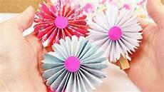 Blume Basteln Kinder - diy fr 252 hlings blumen aus papier dekoideen einfach und