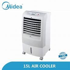 Midea Air Cooler 15l Mac 215f Shopee Malaysia
