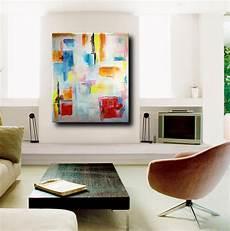 soggiorni moderni colorati quadro moderno colorato per soggiorno 150x130 sauro bos