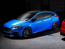 2018 Ford Focus Rs Limited Edition Lsd For Last 1500
