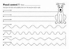 Pencil Control Worksheets & Teaching Resources For Early