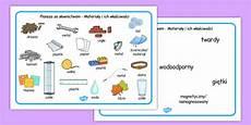ela worksheets 15480 plansze ze słownictwem materiały i ich właściwości po