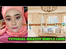 Tutorial Makeup Simple Look Harian Pergi Kerja Simple