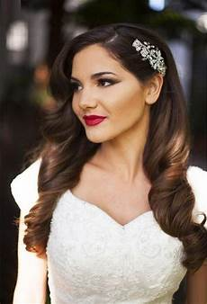 15 inspirations of hairstyles down for wedding