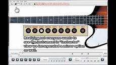 learning how to play the bass guitar learn how to play bass guitar software and tabs