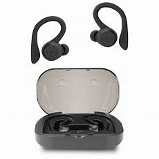 Truly Wireless Bluetooth Earphone With 650mah by Ilive Truly Wireless Bluetooth Ipx7 Waterproof Earbuds