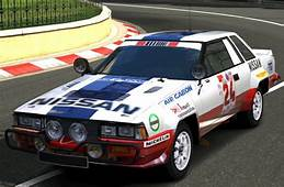 Nissan 240RS Rally Car 85  Gran Turismo Wiki FANDOM