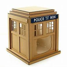 tardis cat house plans dr who tardis cardboard cat house ebay