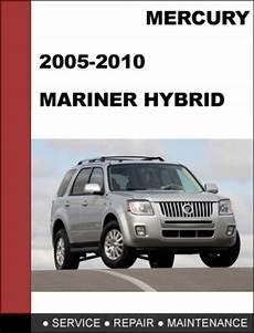 service repair manual free download 2010 mercury mariner lane departure warning mercury mariner hybrid 2005 to 2010 factory workshop service repair manual tradebit