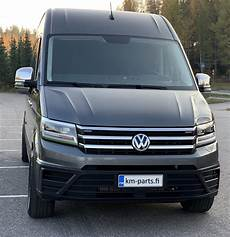 vw crafter 2017 gt chrome front grille new crafter tuning
