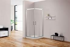 Duschkabine Glas Eckeinstieg - trendline duschkabine eckeinstieg easy 6 duschabtrennung