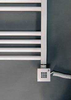 Handtuch Heizung Elektrisch - elektrobadheizk 246 rper wei 223 gerade 1074h x 600b