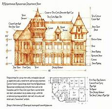 richardsonian romanesque house plans richardsonian romanesque department store by built4ever on