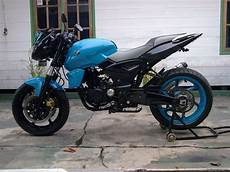 Pulsar 220 Modif by Modification To The Bike Should Be Modification